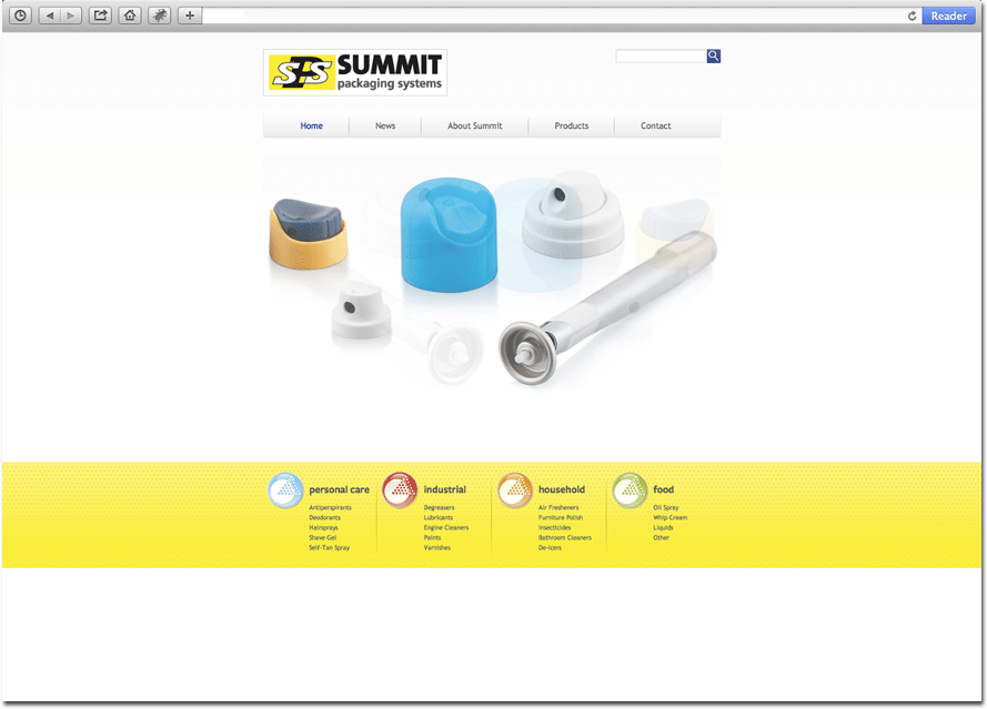 Summit trading system